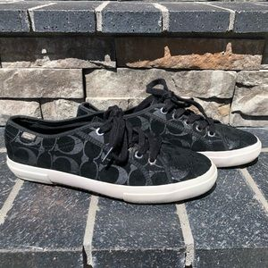 Coach New York Women's Sneakers size 8.5